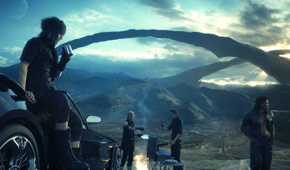El New Game + llega a Final Fantasy XV con la nueva actualización