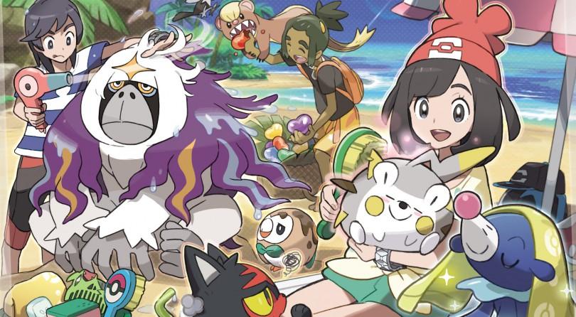 Pokémon Sol y Luna: Primera Misión Global fallida
