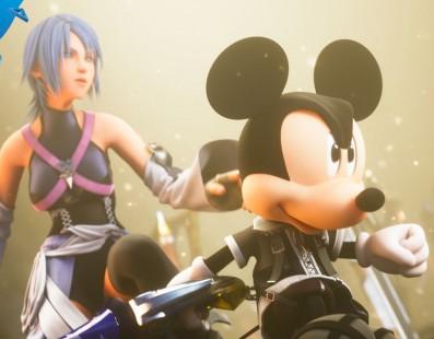 Kingdom Hearts HD 2.8 Final Chapter Prologue presenta el último tráiler antes de su salida.