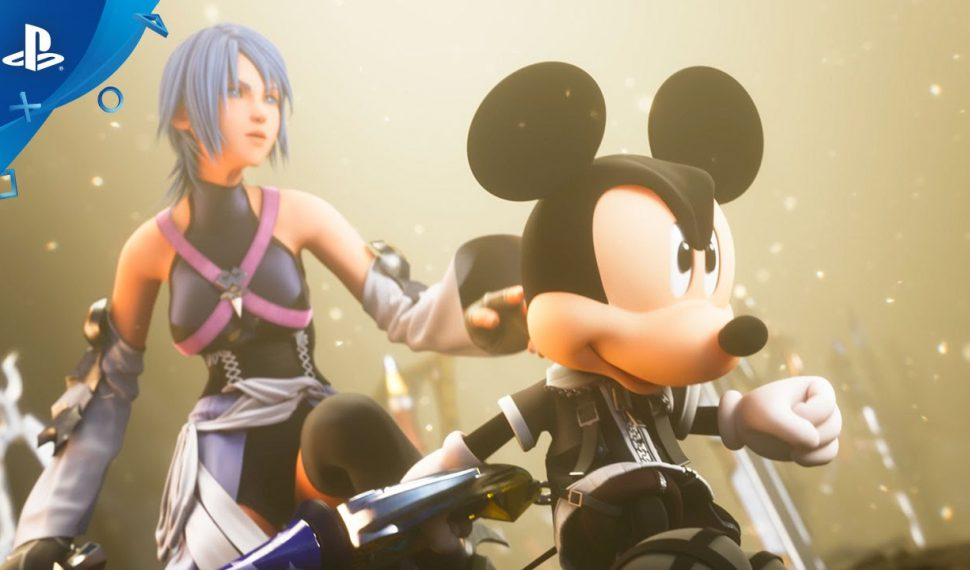 Kingdom Hearts HD 2.8 Final Chapter Prologue presenta el último tráiler antes de su salida.