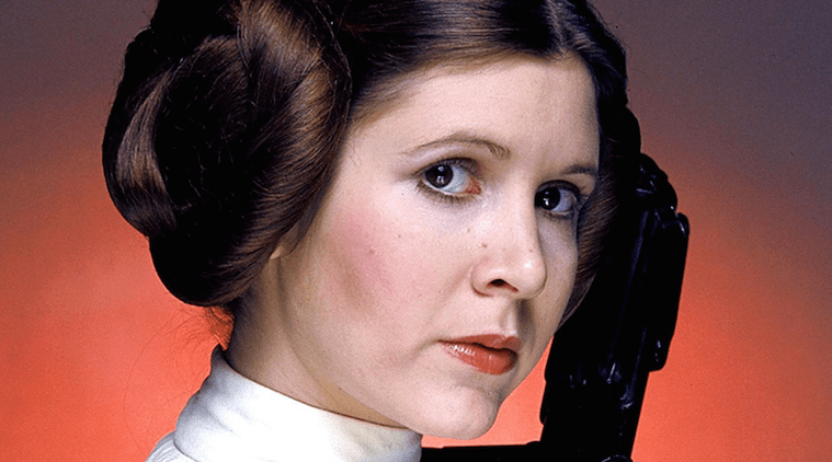 Carrie Fisher (Princesa Leia) muere a los 60 años