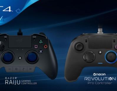 Nacon Revolution, el nuevo mando profesional de PS4
