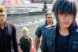 El padre de Final Fantasy califica FFXV como juego del año
