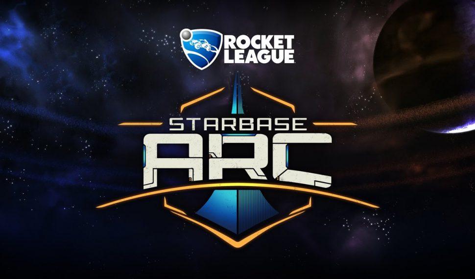 Una nueva arena de Rocket League llega el 7 de diciembre