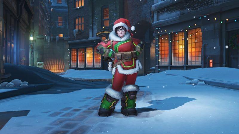 Blizzard se disculpa por el skin navideño de Mei que ha decepcionado a la comunidad de Overwatch