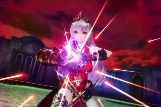 Nuevo tráiler de Nights of Azure 2: Bride of the New Moon