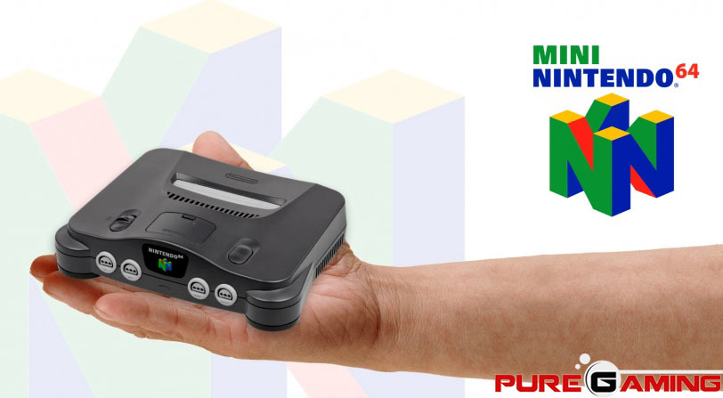 nintendo 64 classic mini n64