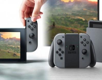 Se ha descubierto una patente VR para Nintendo Switch