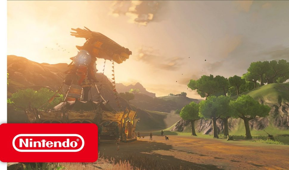 ¡Nuevo contenido de The Legend of Zelda: The Breath of the Wild!