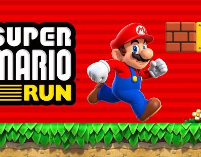 Super Mario Run está siendo un éxito