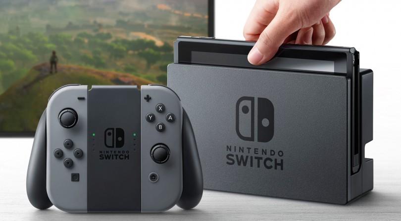 [RUMOR] Nintendo Switch costará 250 dólares en su lanzamiento