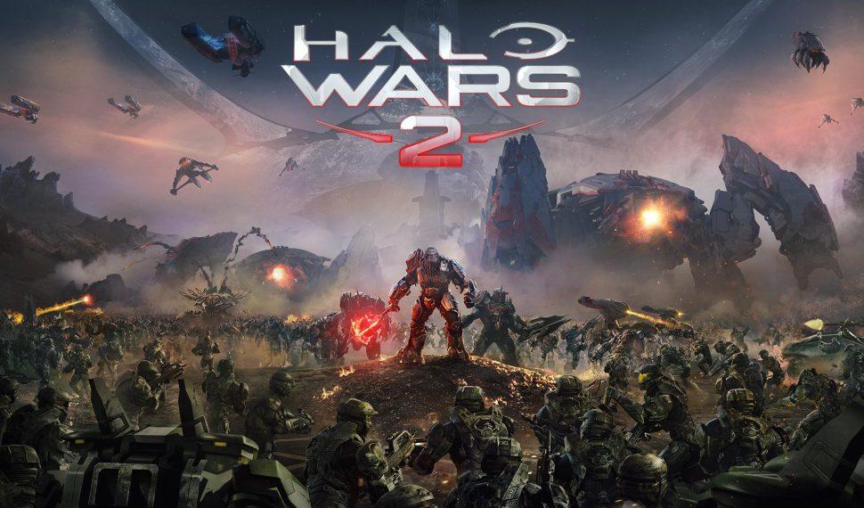 Revelado el nuevo tráiler de historia de Halo Wars 2