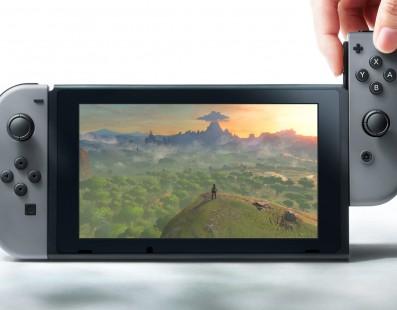 Confirmada la fecha de presentación de Nintendo Switch