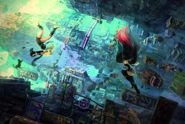Gravity Rush 2: la DEMO gratuita ya está disponible