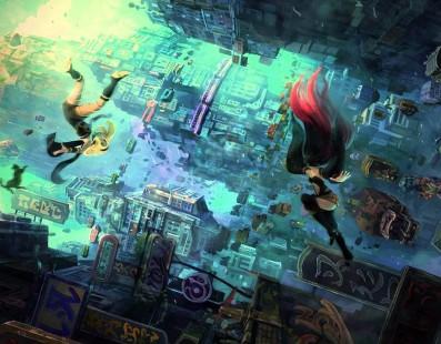 Gravity Rush 2: la DEMO gratuita ya está disponible