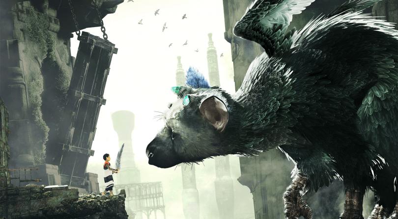 El Top 10 de videojuegos en Reino Unido, The Last Guardian no está