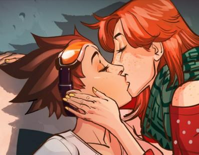 El cómic de Overwatch sufre censura en Rusia al presentar a Tracer como personaje homosexual