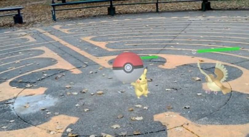 PokeLens ¿Lo que debería haber sido Pokemon GO?