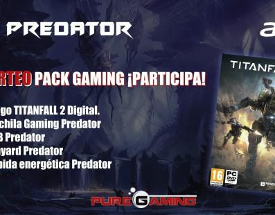 Sorteo #PredatorGaming con Acer y PureGaming