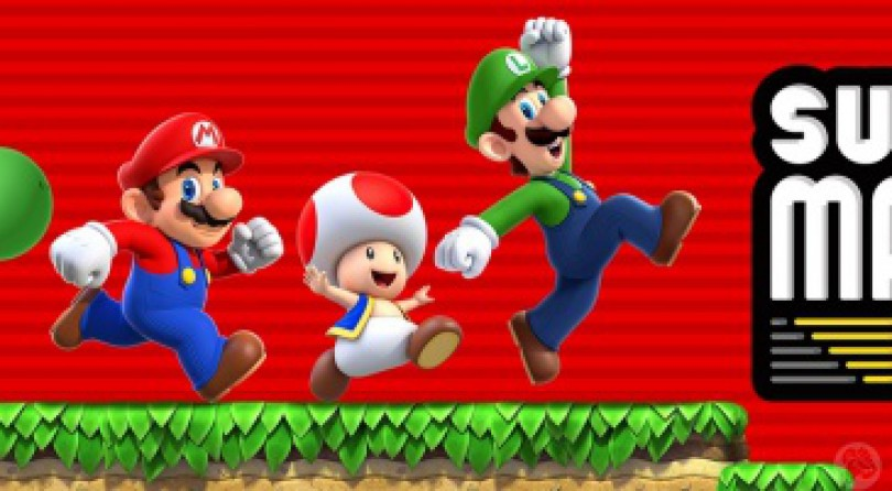 Super Mario Run llegará a principios de año para Android