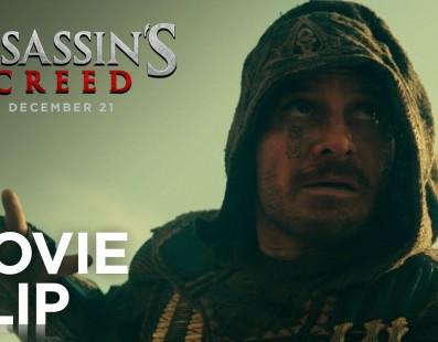 [The Game Awards] Tráiler de Assassin's Creed, la película