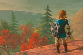 The Legend of Zelda Breath of the Wild estará doblado al español