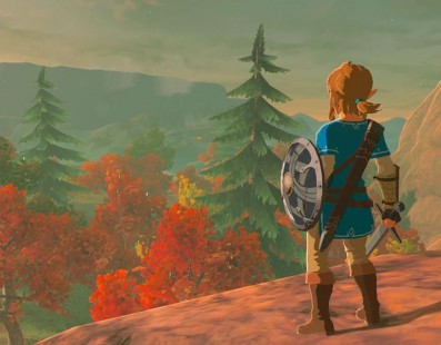 The Legend of Zelda Breath of the Wild estará doblado al español