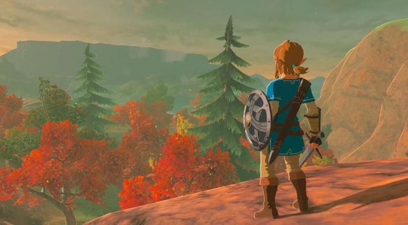 [RUMOR] Zelda Breath of the Wild podría no ser juego de lanzamiento de Switch en Europa