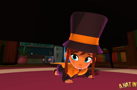 A Hat in Time, la aventura de plataformas en 3D se estrena en 2017