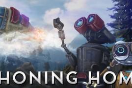 Phoning Home, dos robots con un objetivo muy claro: sobrevivir