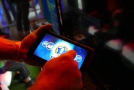 Primer vídeo de la pantalla de Nintendo Switch