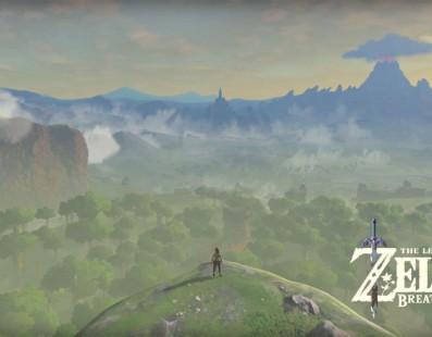 Confirmado Zelda: Breath of the Wild para Nintendo Switch