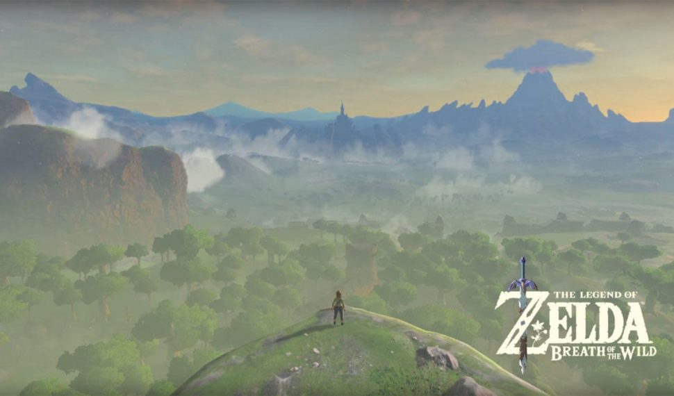 Confirmado Zelda: Breath of the Wild para Nintendo Switch