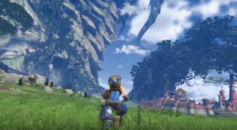 Xenoblade Chronicles 2 saldrá en 2017 para Nintendo Switch