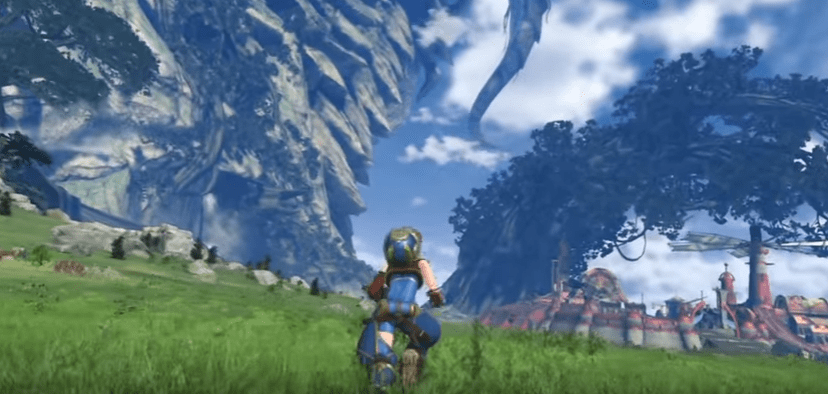 Xenoblade Chronicles 2 saldrá en 2017 para Nintendo Switch