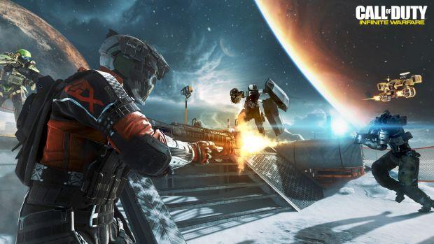 Call Of Duty Infinite Warfare podría incluir nuevos equipos