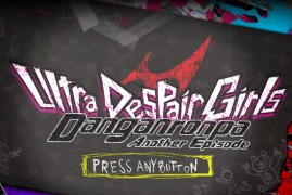 Lanzamiento Danganronpa Ultra Despair Girls para PS4