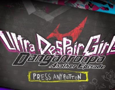 Lanzamiento Danganronpa Ultra Despair Girls para PS4