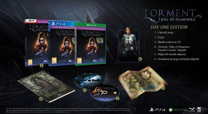 Torment Tides of Numenera se lanzará el próximo 28 de Febrero
