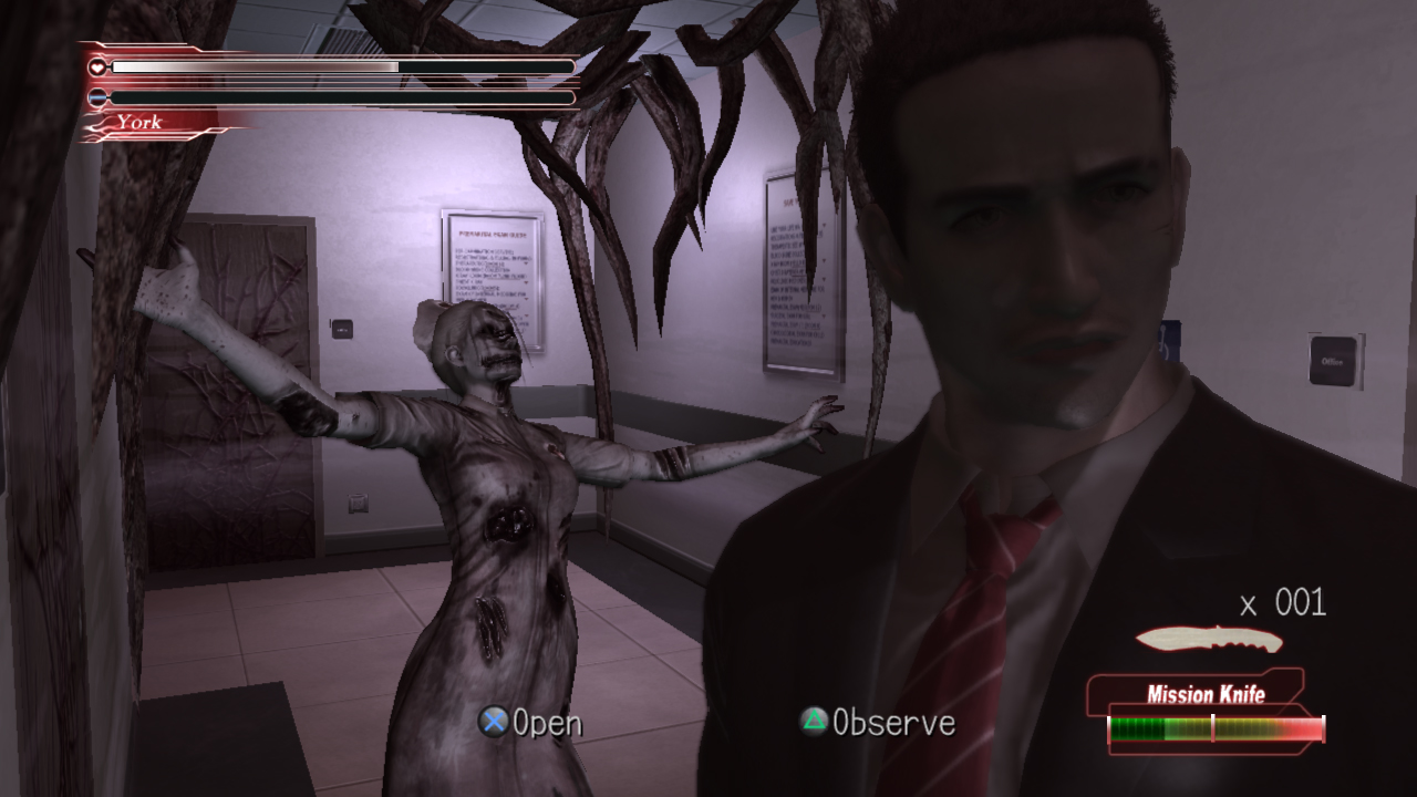 Deadly Premonition Emily S Car