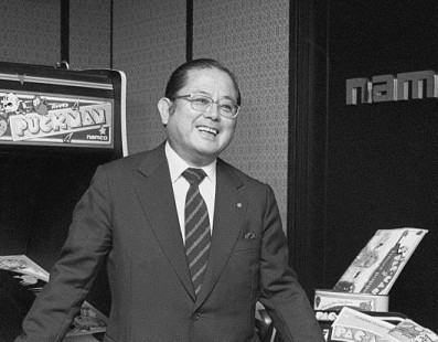 Fallece el fundador de Namco: Masaya Nakamura