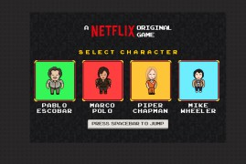 Netflix ha sacado un videojuego inspirado en sus series