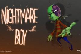 Nightmare Boy necesita vuestro apoyo en Steam Greelight
