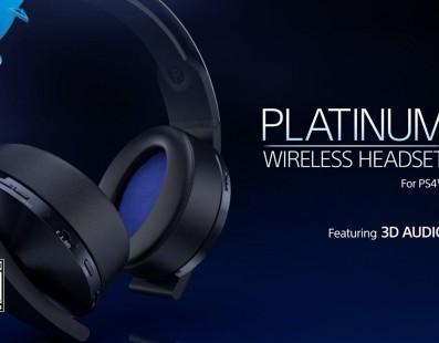 Sony Platinum Wireless Headset – Tráiler de lanzamiento