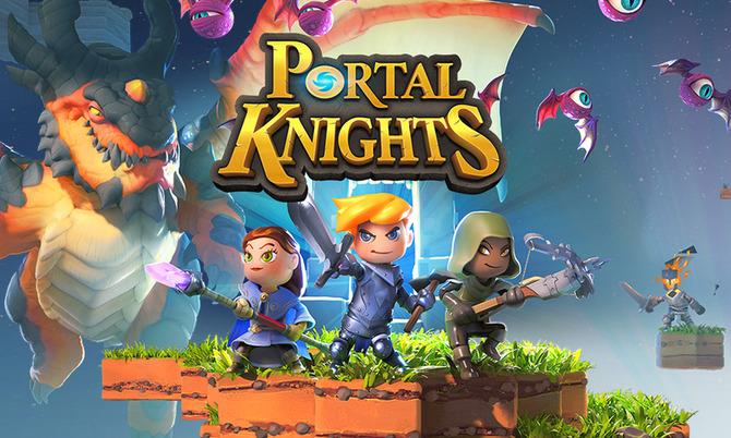 Portal Knights a la venta el 28 de Abril en PC, PS4 y Xbox One