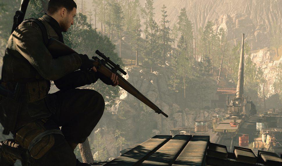 Sniper Elite 4 disponible el 14 de Febrero en PS4 y Xbox One. ¡Prepara tu rifle!
