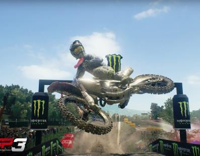 MXGP3 – The Official Motocross Videogame llegará en primavera