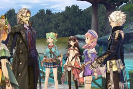 Atelier Shallie: Alchemists of the Dusk Sea llega a PS VITa