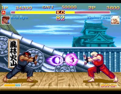 Ultra Street Fighter II de Switch podría llegar también a otras consolas