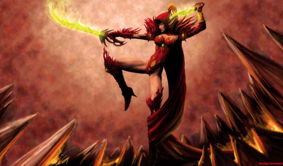 Valeera Sanguinar, el nuevo personaje de Heroes of the Storm que decepciona a los fans